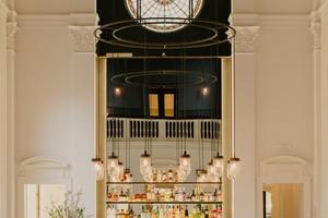 Ein ehemaliges Augustinerkloster wurde in Antwerpen zu einem stimmungsvollen Hotel umgebaut – das August