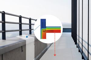 04 Der Bauproduktespezialist Schöck liefert bereits seit vielen Jahren zu seinem Wärmedämmelement Isokorb den entsprechenden λ<sub>eq</sub>-Wert, der im vereinfachten Ansatz zum Nachweis der Anforderungen nach Beiblatt 2 der DIN4108:2019-6 nötig ist.