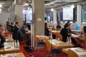 Live im Saal oder digital zugeschaltet – das Hybridkonzept hat beim Modulbaukongress in Leipzig gut funktioniert