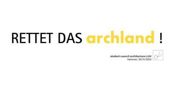 Die Professuren Architekturtheorie und Tragwerksplanung sollen an der Architekturfakultät der Leibniz Universität Hannover gestrichen werden