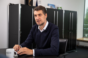 Axel Kaufmann, CFOO & Vorstandssprecher der Nemetschek SE