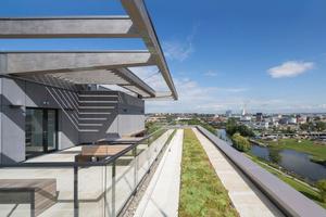 Gewinnerprojekt des DNP Architektur 2021: das SKAIO in Heilbronn