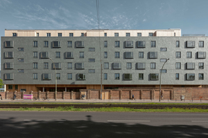 """Finalist: das Wohnhaus """"Walden 48"""""""