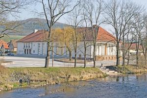 Kulturhaus in Geisa, Thüringen