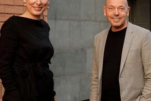 Christine Lemaitre und Amandus Samsøe Sattler