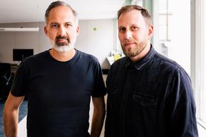 Die beiden Geschäftsführer von SCOPE Architekten: Mike Herud und Oliver Kettenhofen