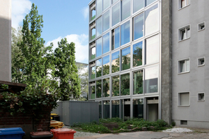 """Finalist DAM Preis für Architektur 2021: """"Wohnregal"""", Berlin, von FAR Frohn&Rojas"""