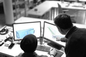 Löser+Körner bieten Architekturleistungen und Tragwerksplanungen an. In Zukunft soll eine interne TGA-Abteilung hinzukommen, um als Generalplaner aktiv zu sein<br />