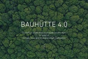 """Alles grün oder was? Das Projekt """"Bauhütte 4.0"""" möchte zeigen, dass das möglich ist"""