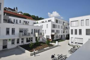 """Sonderpreis """"Quartier"""" Deutscher Ziegelpreis 2021: Inn.Viertel von PASEL-K Architects und Friedl und Partner Architekten"""