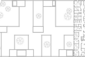 Grundriss; 2. Obergeschoss, M 1:750