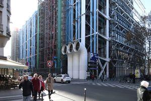 """Die Berliner haben ihr Schloss, die Pariser auch, und ihre """"Raffinerie"""""""
