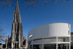 Nukleus für eine neue Mitte: das Stadthaus von Richard Meier