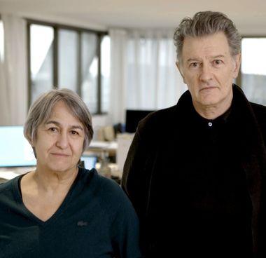 Pritzker-Preisträger 2021: Anne Lacaton und Jean-Philippe Vassal, Lacaton & Vassal, Paris