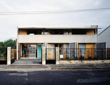 Latapie House, Floirac
