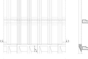 Detailplan Normalfassade [o.M.]