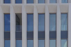 Grundstruktur der Fassade (Detail)