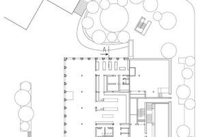 Grundriss Erdgeschoss, M 1:1000