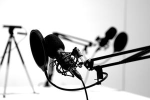 Zur Ausstellung d.fragmentation in der BDA Galerie entstand auch ein Podcast<br />