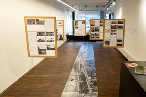 Das Architekturschaufenster in Karlsruhe ist ein weiteres Beispielprojekt. Es vermittelt Baukultur an der Schnittstelle von Architektur, Kunst und Design
