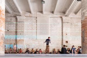 """Seminar """"Ausstellungen als Medium der Architekturkommunikation"""". Exkursion zur Architekturbiennale Venedig 2018."""