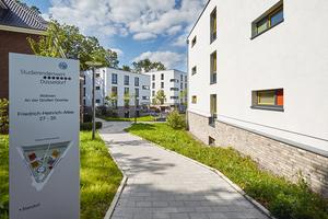 Schnell gebaut und top modern: Studenten- oder Seniorenheime von estecasa Fertigmodulbau.<br />