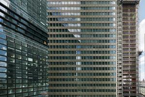 Ikone im neuen Glanz: Die denkmalgeschützte, ehemalige Zentrale der Commerzbank kommt nun als Global Tower wieder an den Markt