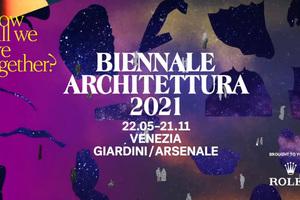 Die 17. Architekturbiennale wird vom 22. Mai bis zum 21. November 2021 stattfinden