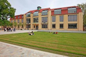 Urzelle: Staatliches Bauhaus in Weimar (Arch.: Henry van de Velde)