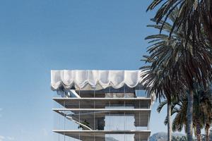 """Ausgezeichnet im Themengebiet """"Gebäude"""": Matthias Pabst von der Universität der Künste in Berlin mit dem """"Palazzo Pubblico – Architektur als Medium des kulturellen Palimpsests"""""""