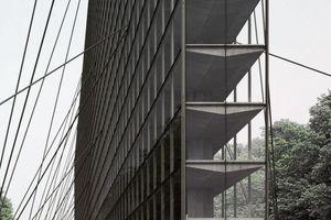 """Ausgezeichnet: """"Linear Highrise, eine Hochhaus-Idee"""" von Jurij von Aster"""