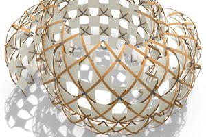 """Ausgezeichnet: """"Rethinking Lightweight Pavillon"""" von Charlotte Stapenhorst u.a."""