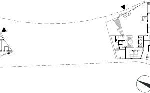 Grundriss Erdgeschoss, M 1:1500