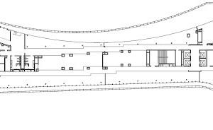 Grundriss Regelgeschoss, M 1:1500