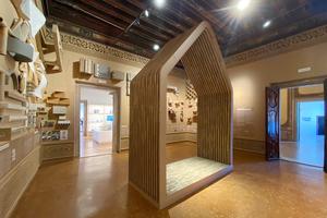 """Die Ausstellung ist vom 22. Mai bis 21. November 2021 im Rahmen der Biennale der Architektur in Venedig in der Ausstellung """"Time Space Existence"""" zu sehen"""