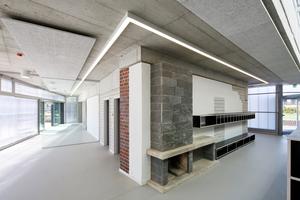 Alte Struktur, neu verhüllt: Kita Karoline Goldhofer, Memmingen