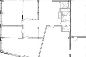 Grundriss 1. Obergeschoss, M 1:333,33
