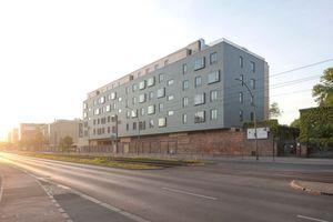 Eine von fünf Auszeichnungen: Mehrfamilienhaus Walden 48, Berlin von ARGE Scharabi   Raupach Berlin (auch in:<br />DBZ 04 2021)