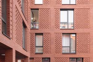 Gewinner 2021: Wohnprojekt in Hannover von SMAQ, Berlin