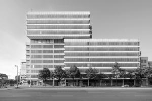 Vor der Sanierung: Das Objekt Ernst-Reuter-Platz 6 stand nicht unter Denkmalschutz ‑ war aber als Teil des Ensembles geschützt