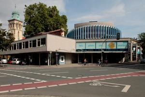 Stadttheater Münster, Haupteingang