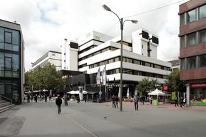 WestLB mit Dresdner Bank in Dortmund