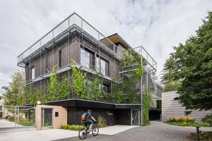 Das Projekt ist für den österreichischen Bauherrenpreis nominiert, der im Oktober verliehen wird