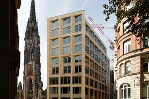 Sensible städtebauliche Lage erzeugt hochwertige, aber eben nicht neuartige Architektur (neue Unileverzentrale)