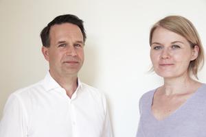 Prof. Dr.-Ing. Christof Ziegert und Jasmine Alia Blaschek, ZRS Ingenieure