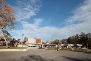 Immer noch innovativ: die Haupt- und Grundschule Drewer-Süd, Marl, von Hans Scharoun
