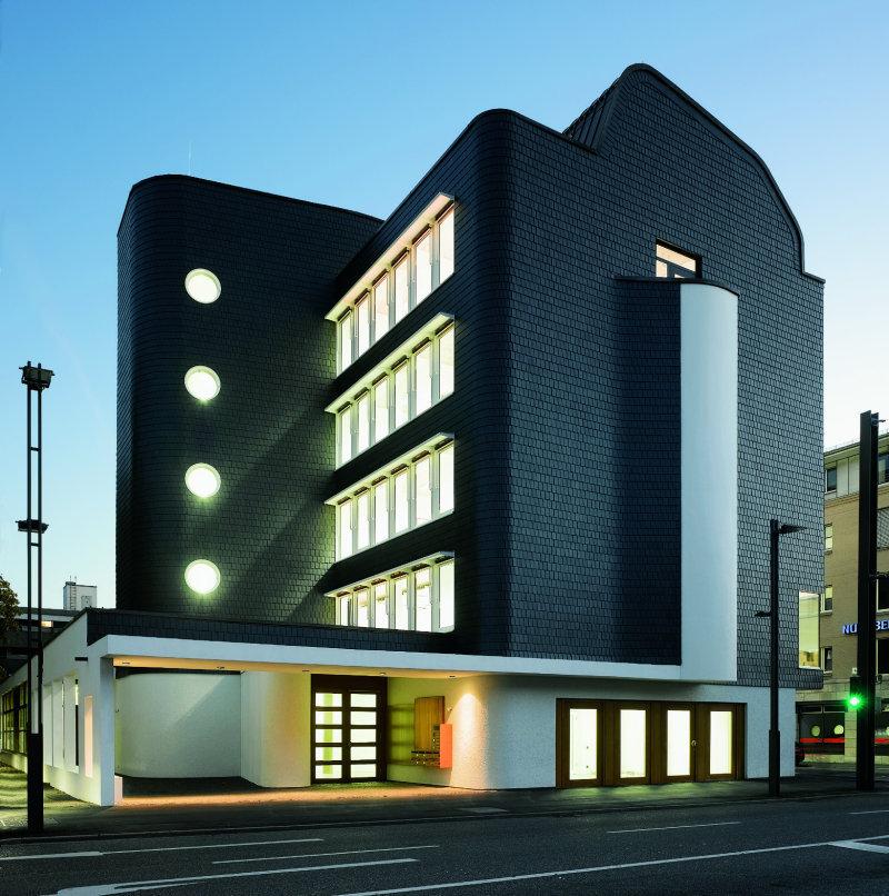 Fries Architektur deutsche bauzeitschrift