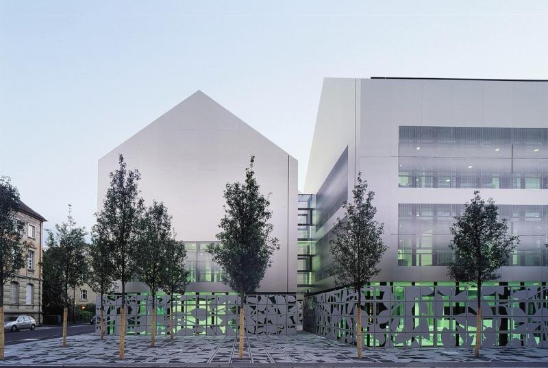 Architekten Reutlingen deutsche bauzeitschrift