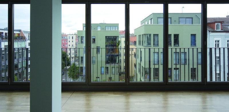 Deutsche bauzeitschrift - Fenster schallschutzklasse 6 ...