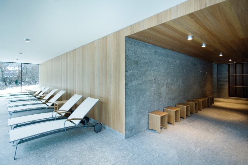 Spa Und Wellness Zentren Kreative Architektur
